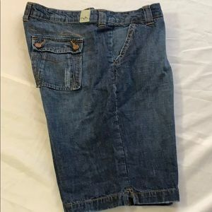 Manhattan Blues Shorts, Size 14 NWOT